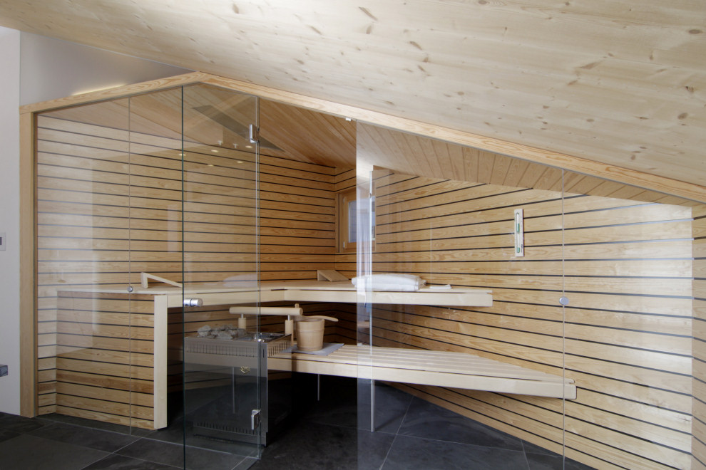Sauna - Sauna architektur ...